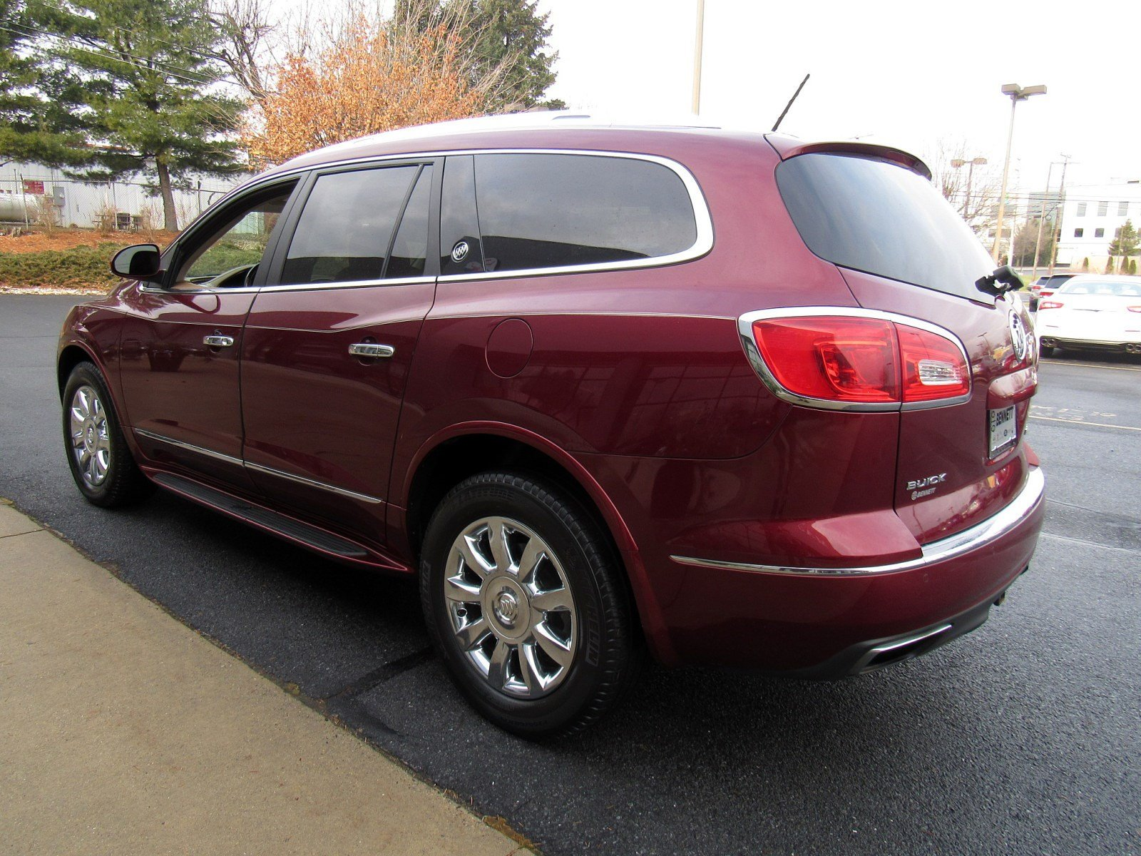 Pre-Owned 2015 Buick Enclave Leather
