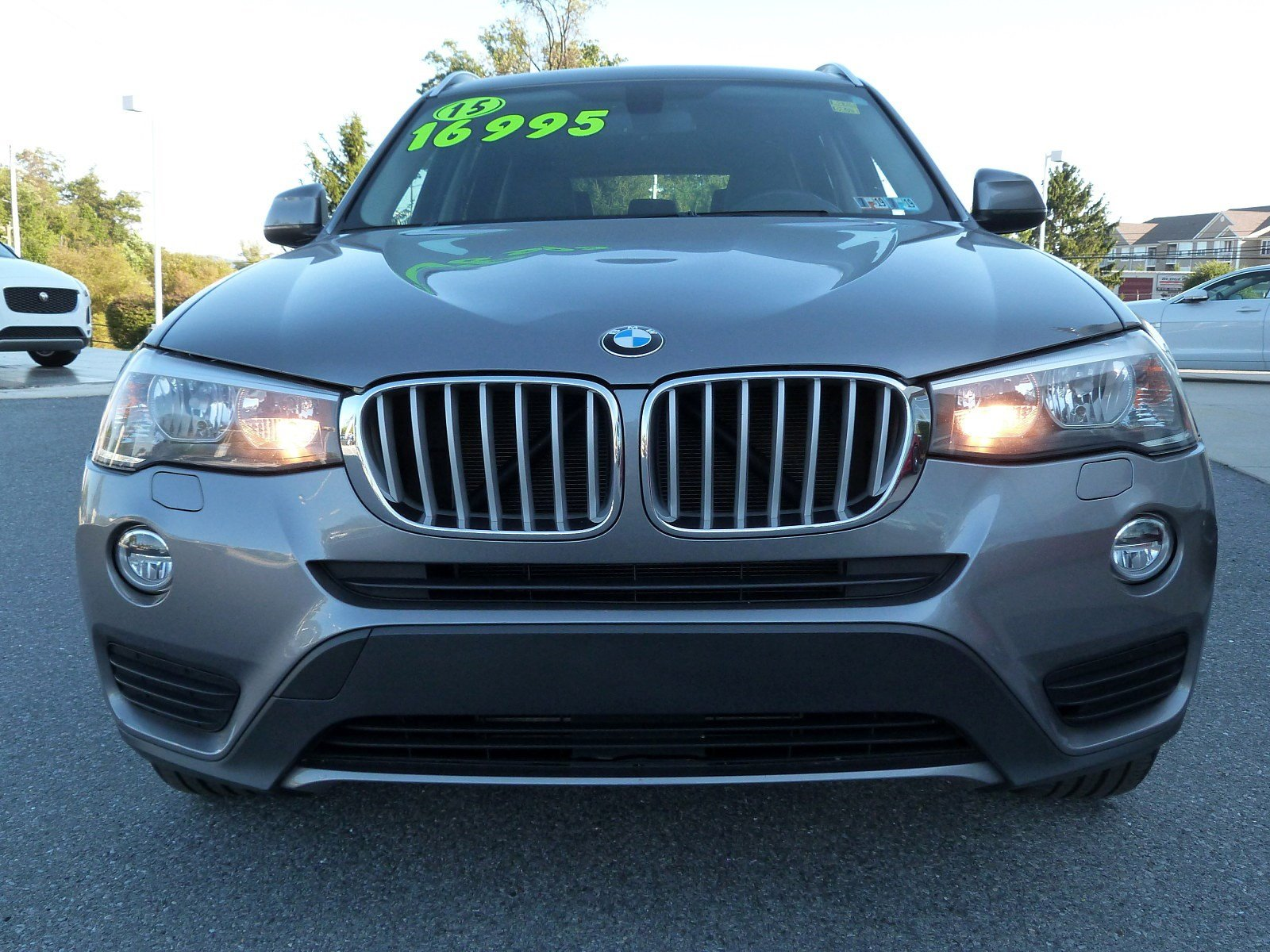 Pre-Owned 2015 BMW X3 xDrive28i