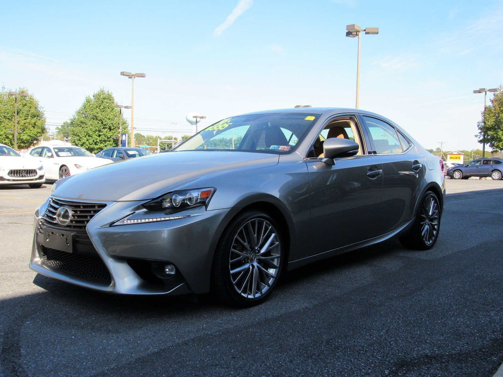 Pre-Owned 2016 Lexus IS 300 4DR SDN IS 300 AW