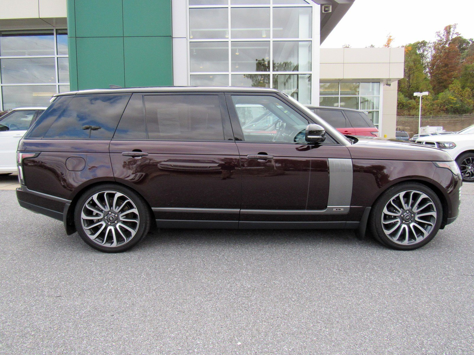 Certified Pre-Owned 2018 Land Rover Range Rover Autobiography