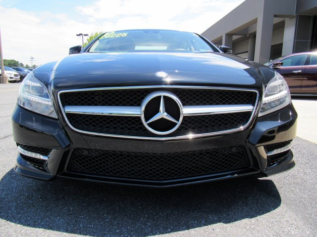 Pre-Owned 2013 Mercedes-Benz CLS CLS 550