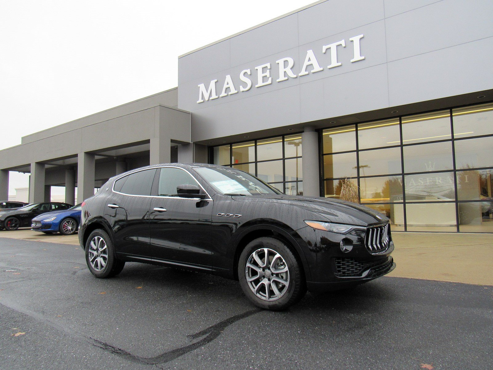 Certified Pre-Owned 2019 Maserati Levante Base