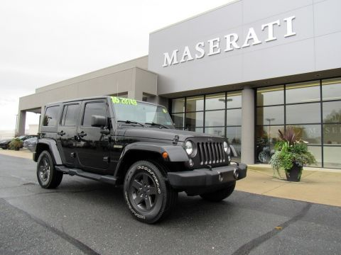 Pre-Owned 2016 Jeep Wrangler Unlimited Freedom