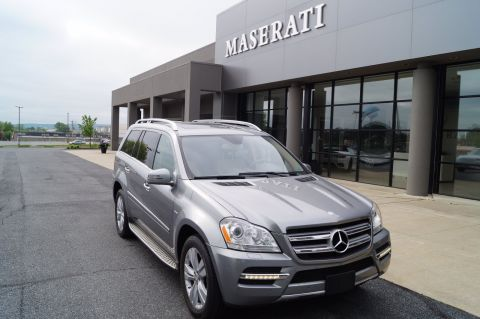 Pre-Owned 2011 Mercedes-Benz GL-Class GL 350 BlueTEC®