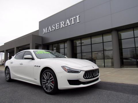 Certified Pre-Owned 2018 Maserati Ghibli S Q4 GranLusso