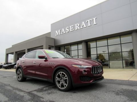 Certified Pre-Owned 2017 Maserati Levante 3.0L